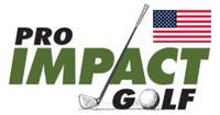 Pro Impact Golf Shop Logo